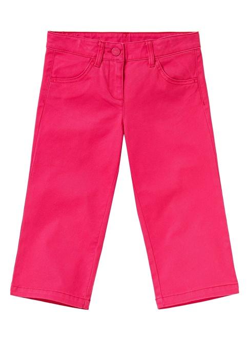 012 Benetton Pantolon Pembe